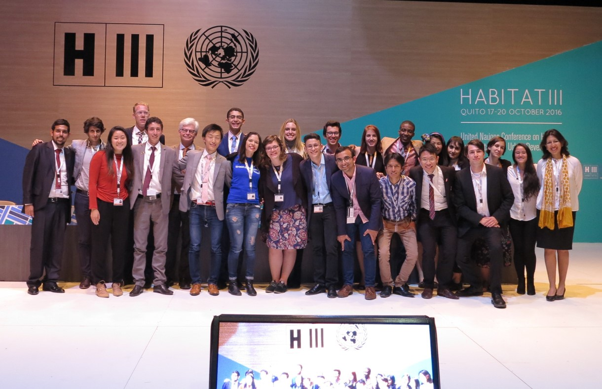 UN Habitat III Conference Quito Ecuador Oct 2016